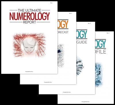 Numerology Chart Reading