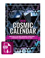 free numerology cosmic calendar 2020