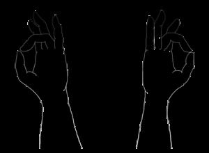 mudra heart chakra