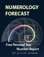 Personal Year Number Numerology Forecast